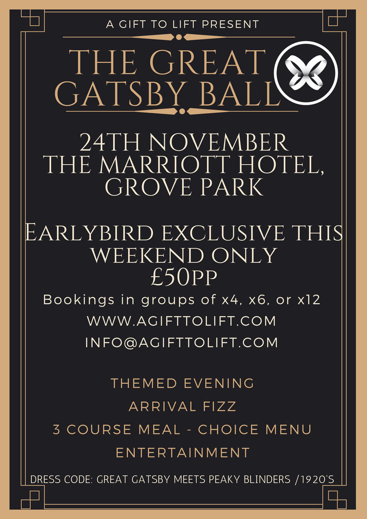 Great Gatsby Ball - 4 people