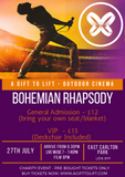 East Carlton Park Outdoor Cinema Bohemian Rhapsody VIP