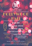Hollywood Ball Tickets