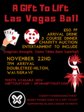 Vegas Ball - Table of x 6