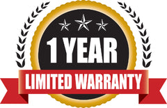 Propur® 1 Year Limited Warranty