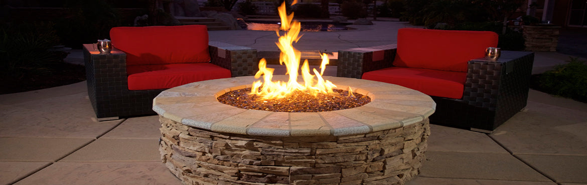 DIY Fire Kits -Fire Pans - Fire Burners - Electronic Ignition - Fire Rings - Fire Pits - Fireplaces