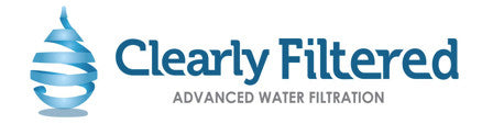 Clearly Filtered Advanced Water Pitchers - Filters out Chromium 6-Lead-Fluoride-Chlorine