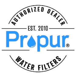 Clean Water Mill is an Authorized Dealer of Propur Water Filters and Systems