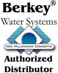 Berkey® Authorized Distributor - Clean Water Mill - Water Filtration Systems