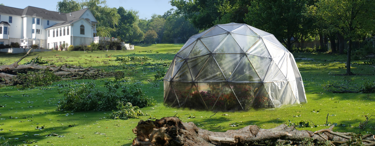 Geodesic Greenhouse from HarvestRight™