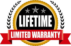 Propur® Lifetime Limited Warranty