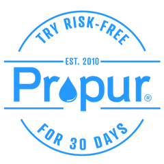 Try Risk-Free Propur for 30 Days