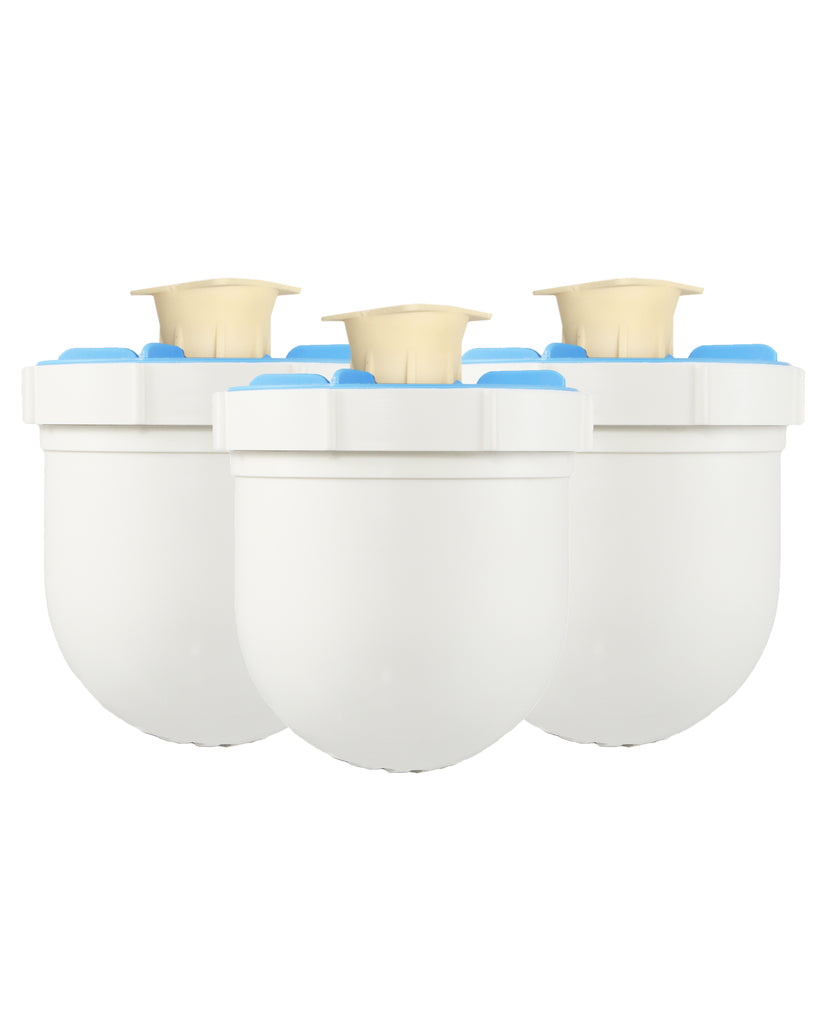 Clearly Filtered™ Pitcher Replacement Filter 3-Pack