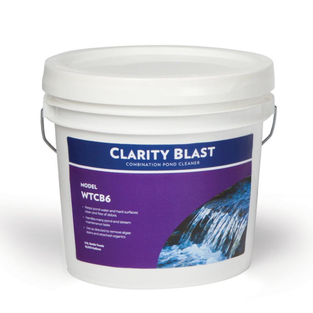 Clarity Blast Combination Pond Cleaner - 6 lbs.