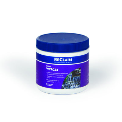 Reclaim - Natural Sludge Remover 24 Tablets