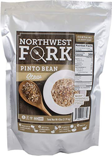 NorthWest Fork Gluten-Free 30 Day Emergency Food Supply