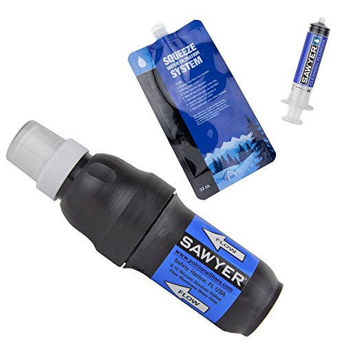 Sawyer SP129 Squeeze Water Filtration System