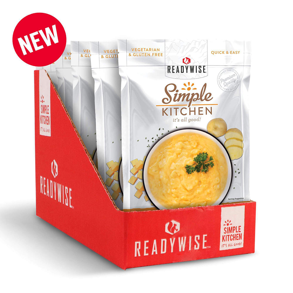 Simple Kitchen Cheesy Potato Soup - 6 Pack