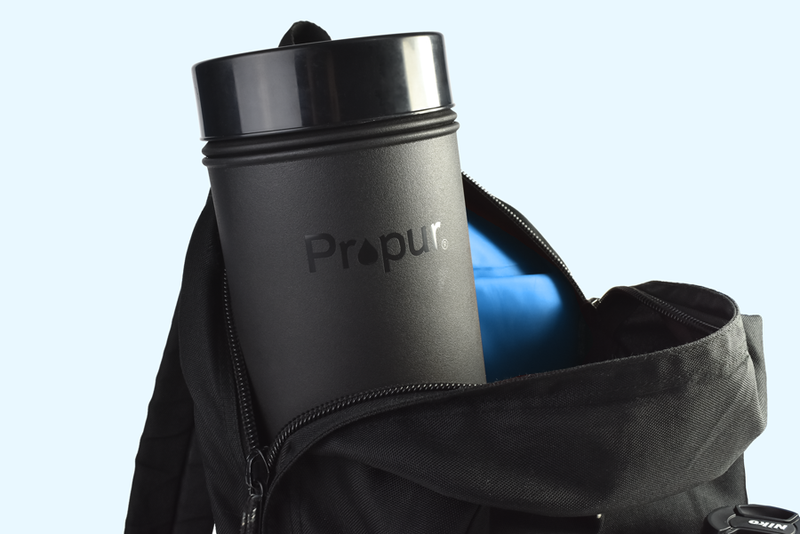 Propur® Scout II Compact Personal Gravity Water Filtration System_Main View