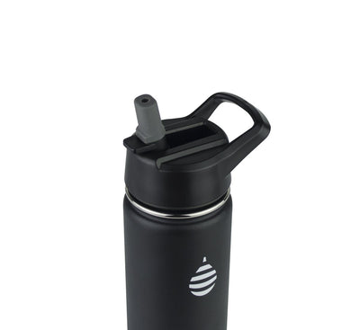 Clearly Filtered™ - NEW - Insulated Stainless Steel Filtered Water Bottle