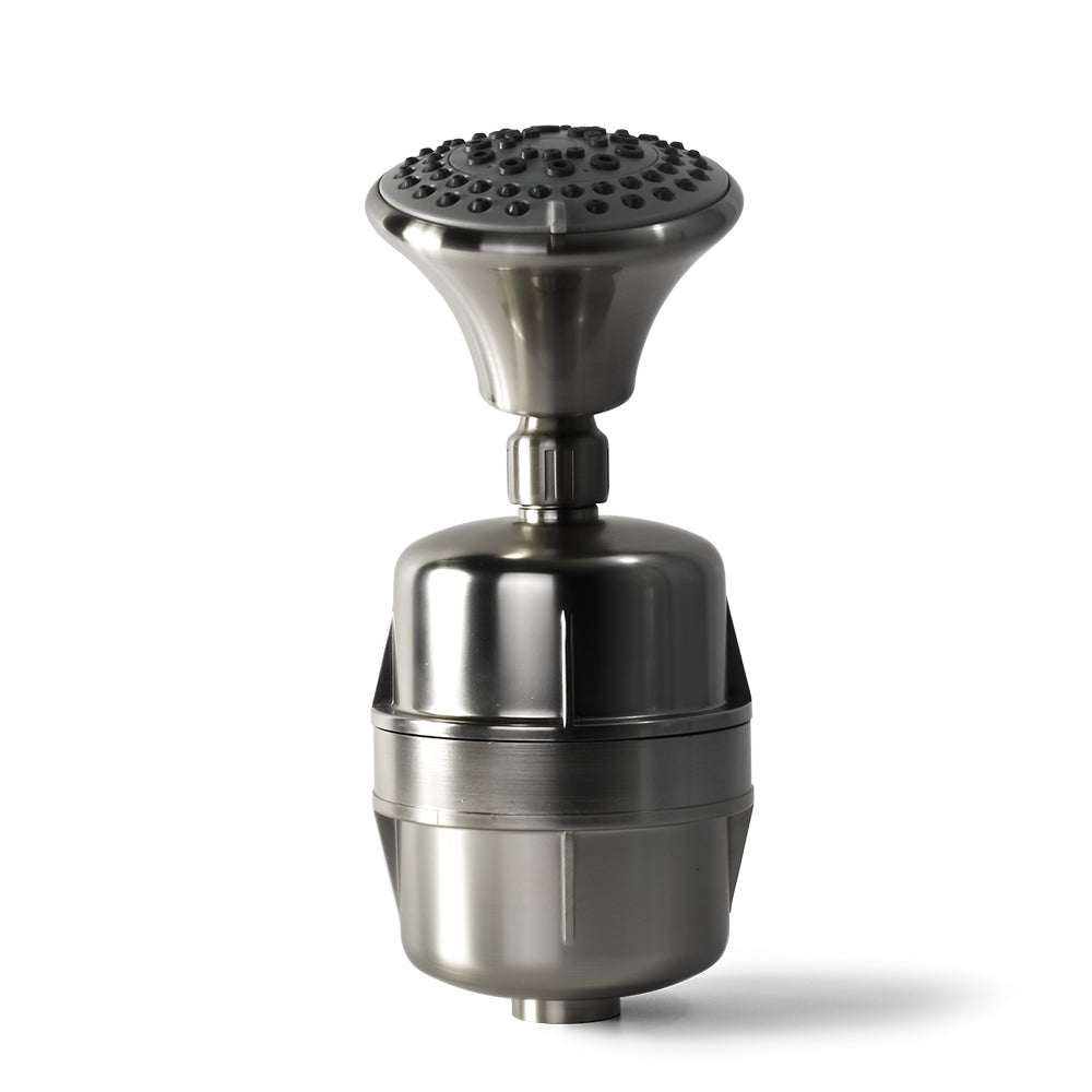 ProMax™ Brushed Nickel Shower Filter