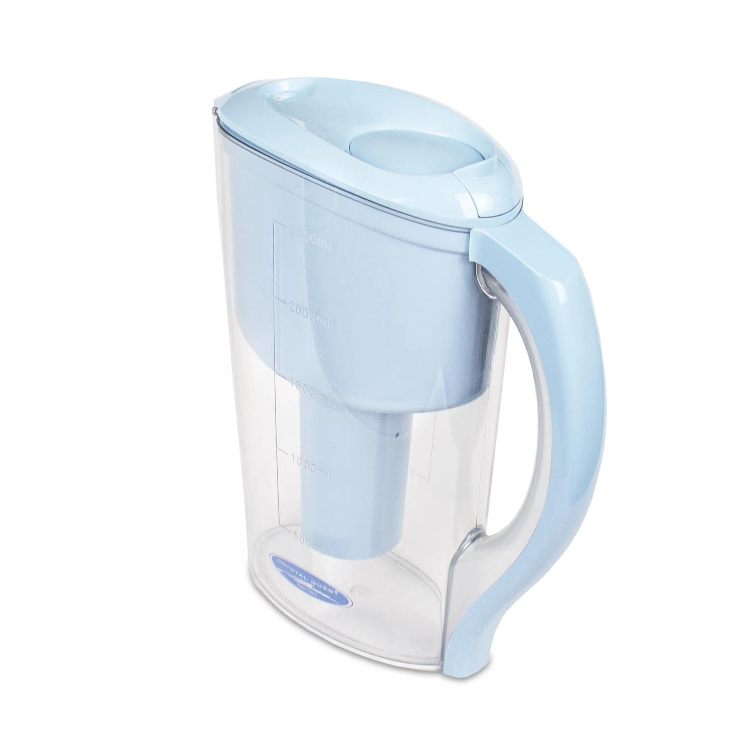 Crystal Quest® Water Pitcher Filter System