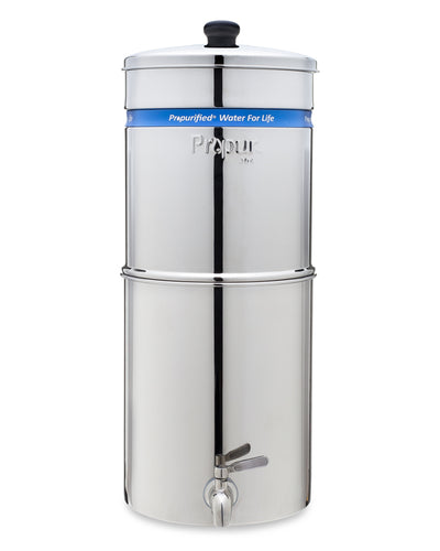New Propur® Gripper Series Gravity Fed Water Filtration Systems