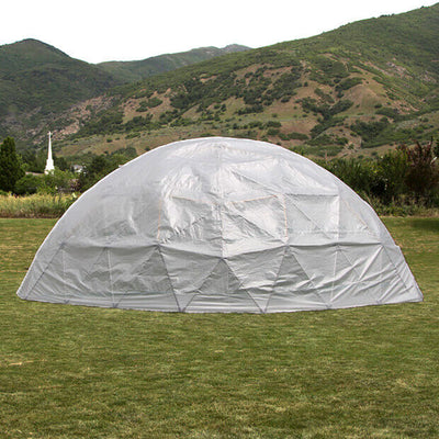 Harvest Right™ Geodesic Greenhouse - Field View
