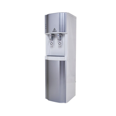 JALA 2500 - White - Bottleless Water Cooler | Water Dispenser - Left Angle