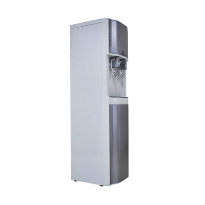 JALA 2500 - White - Bottleless Water Cooler | Water Dispenser - Right Angle