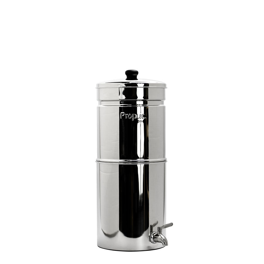 Propur® Nomad - Gravity Fed Water Filtration System