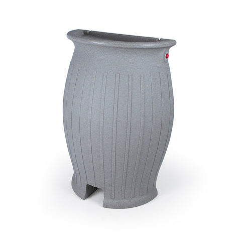 Atlantic Water Gardens - Half Rain Barrel (55 Gallon)