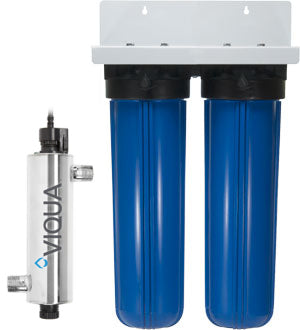 RainFlo Double Rainwater Purification Package, 9 GPM