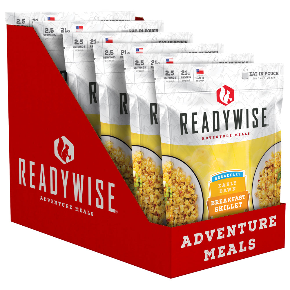 ReadyWise™ Early Dawn Breakfast Skillet - 6 Pack