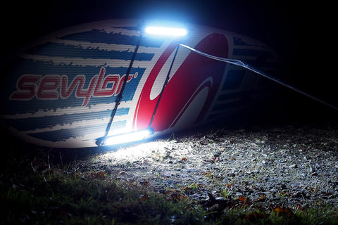 NOCQUA Sport Edition - Compact White LED Lighting System