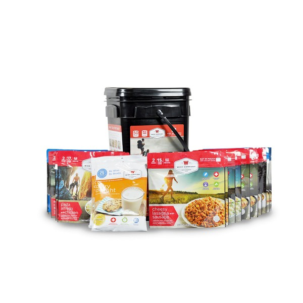 Wise Ultimate Outdoor 7 Day Food Supply - 50 Servings - Main