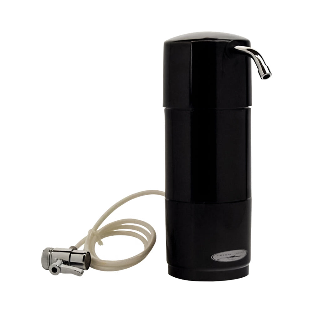 Crystal Quest Disposable Countertop Water Filter System