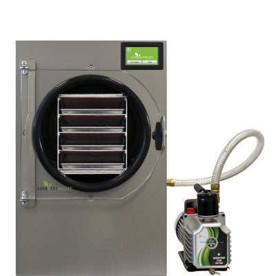 Harvest Right™ Medium Home Freeze Dryer - Stainless Steel with Oil Pump