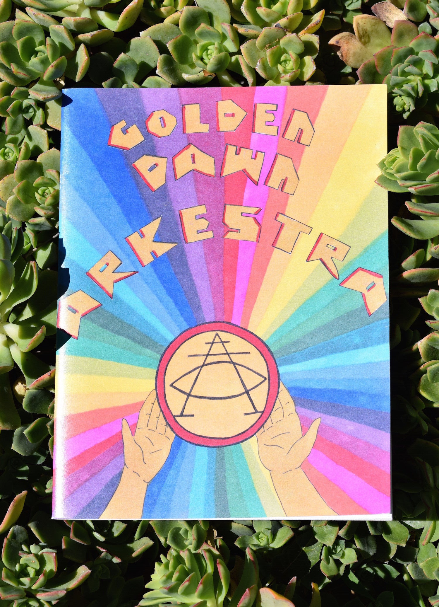GOLDEN DAWN ARKESTRA COLORING BOOK
