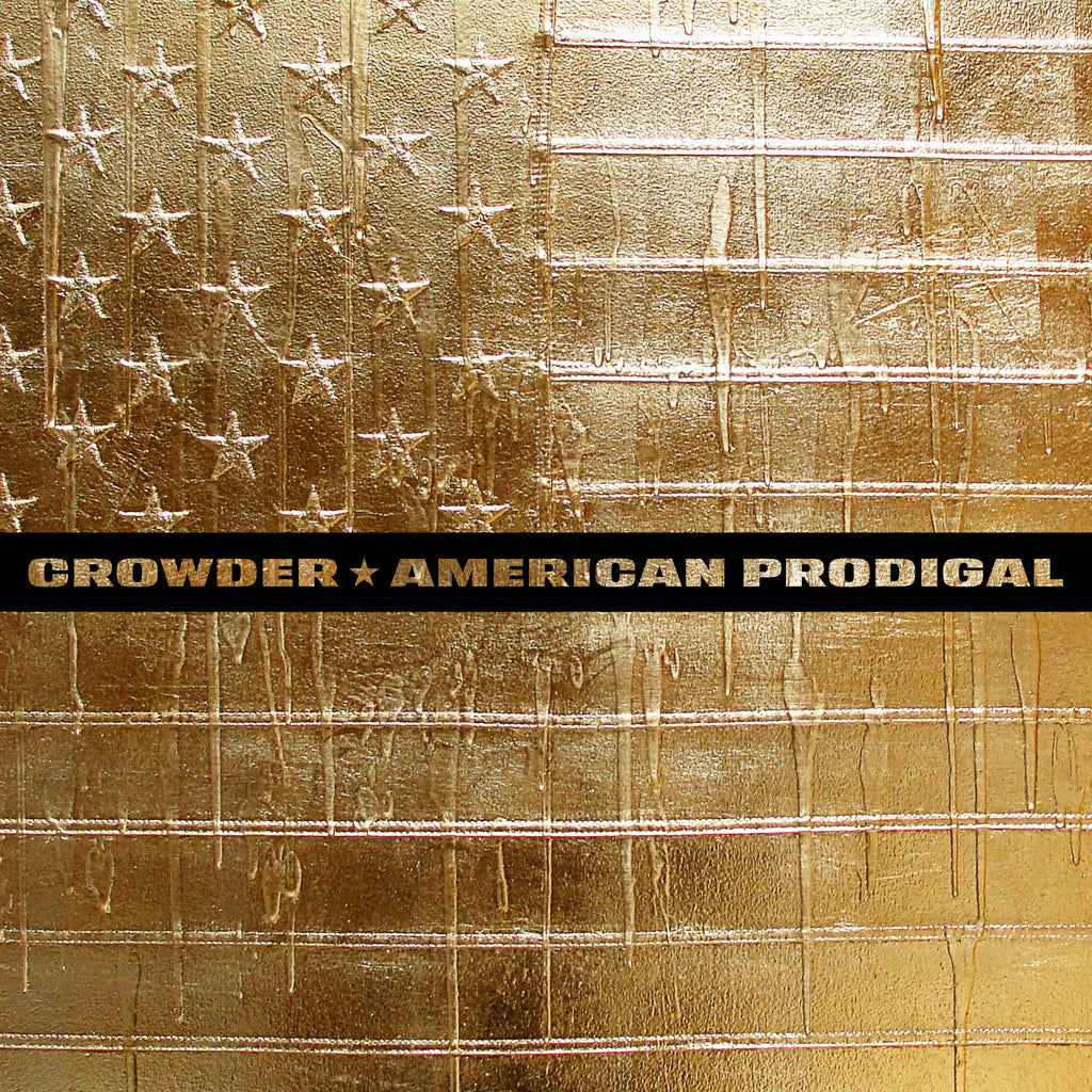 Crowder 'American Prodigal' CD
