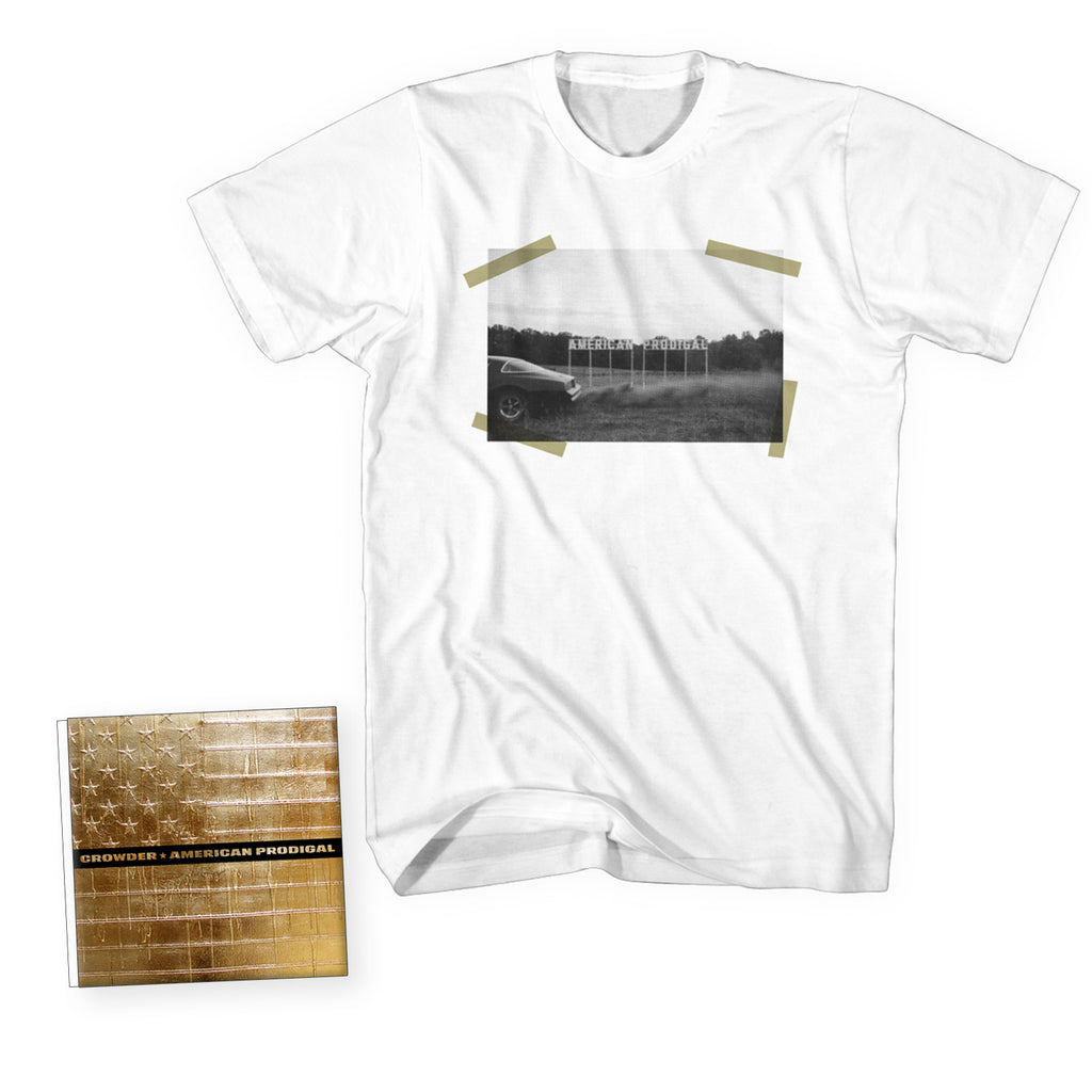 'American Prodigal' Photo T-Shirt Bundle