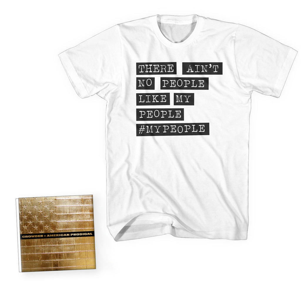 'My People' T-Shirt Bundle