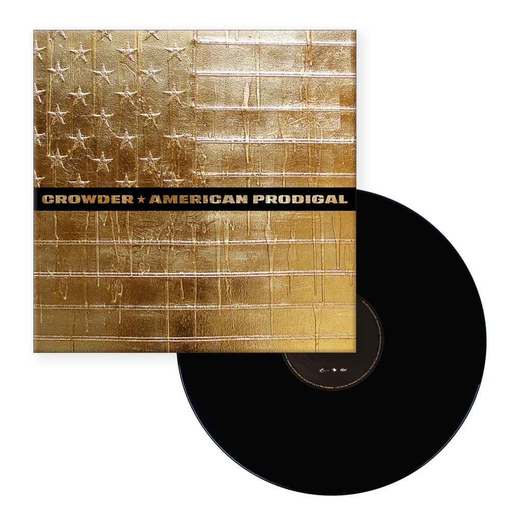 Crowder 'American Prodigal' Vinyl