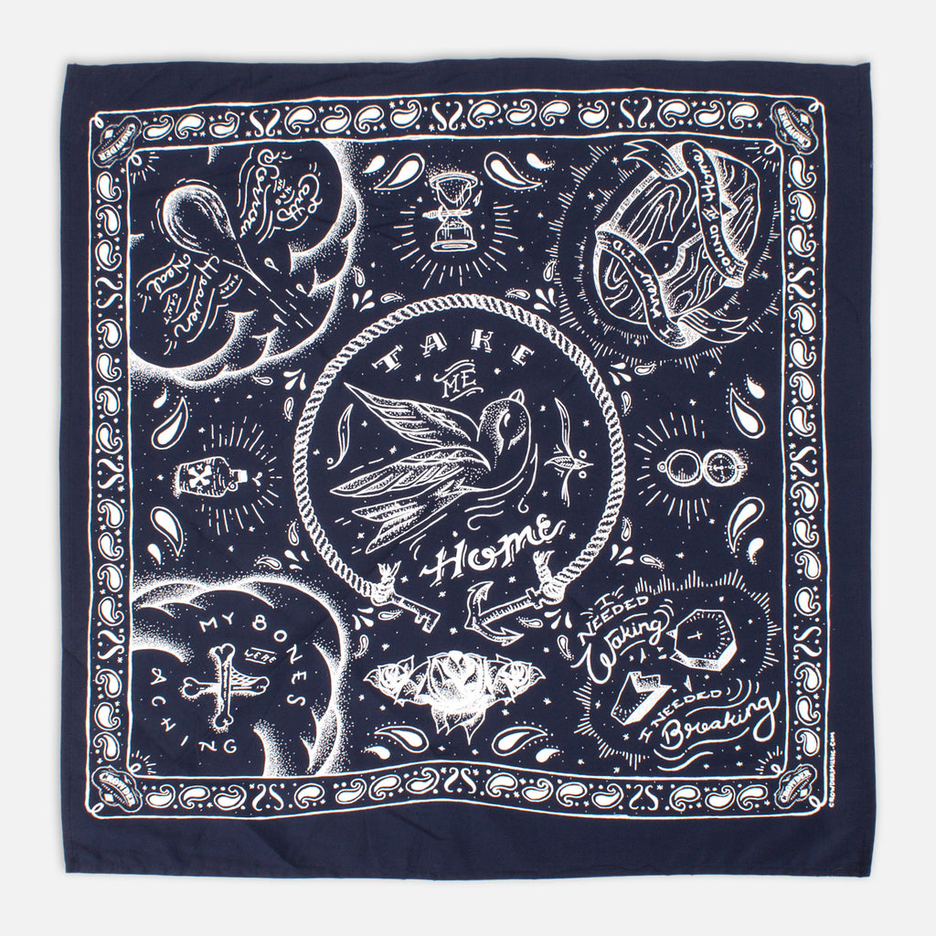 'Take Me Home' Bandana