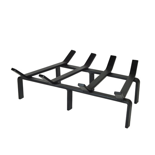 18 Inch Heavy Duty Tapered Fireplace Grate
