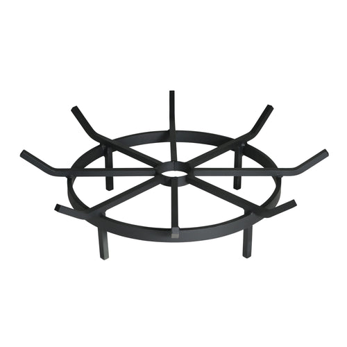 24 Inch Wagon Wheel Fire Pit Grate