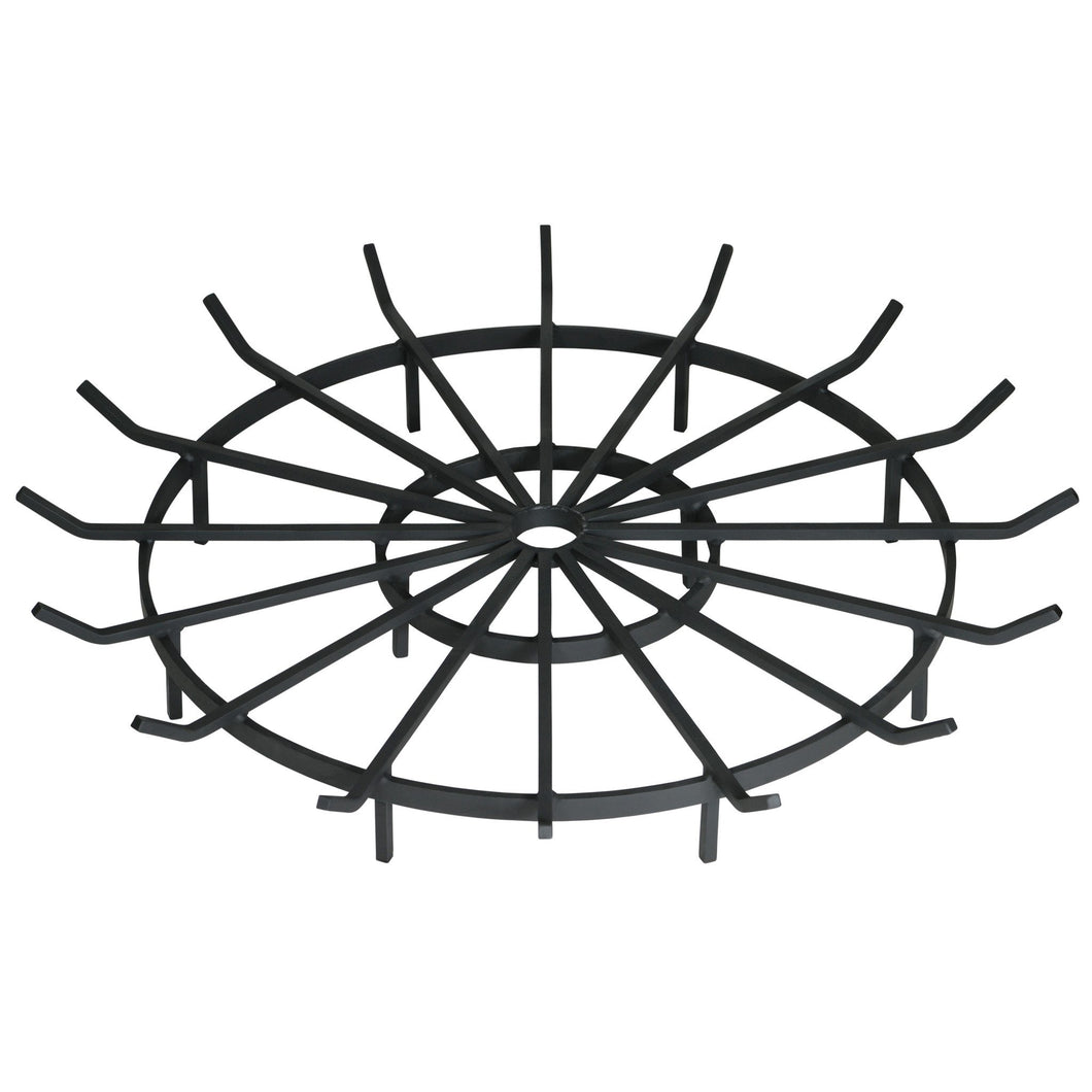 40 Inch Wagon Wheel Fire Pit Grate