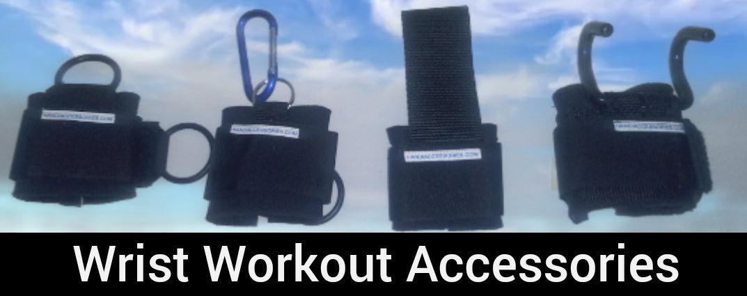 NEW!! WORKOUT WRIST ACCESSORIES
