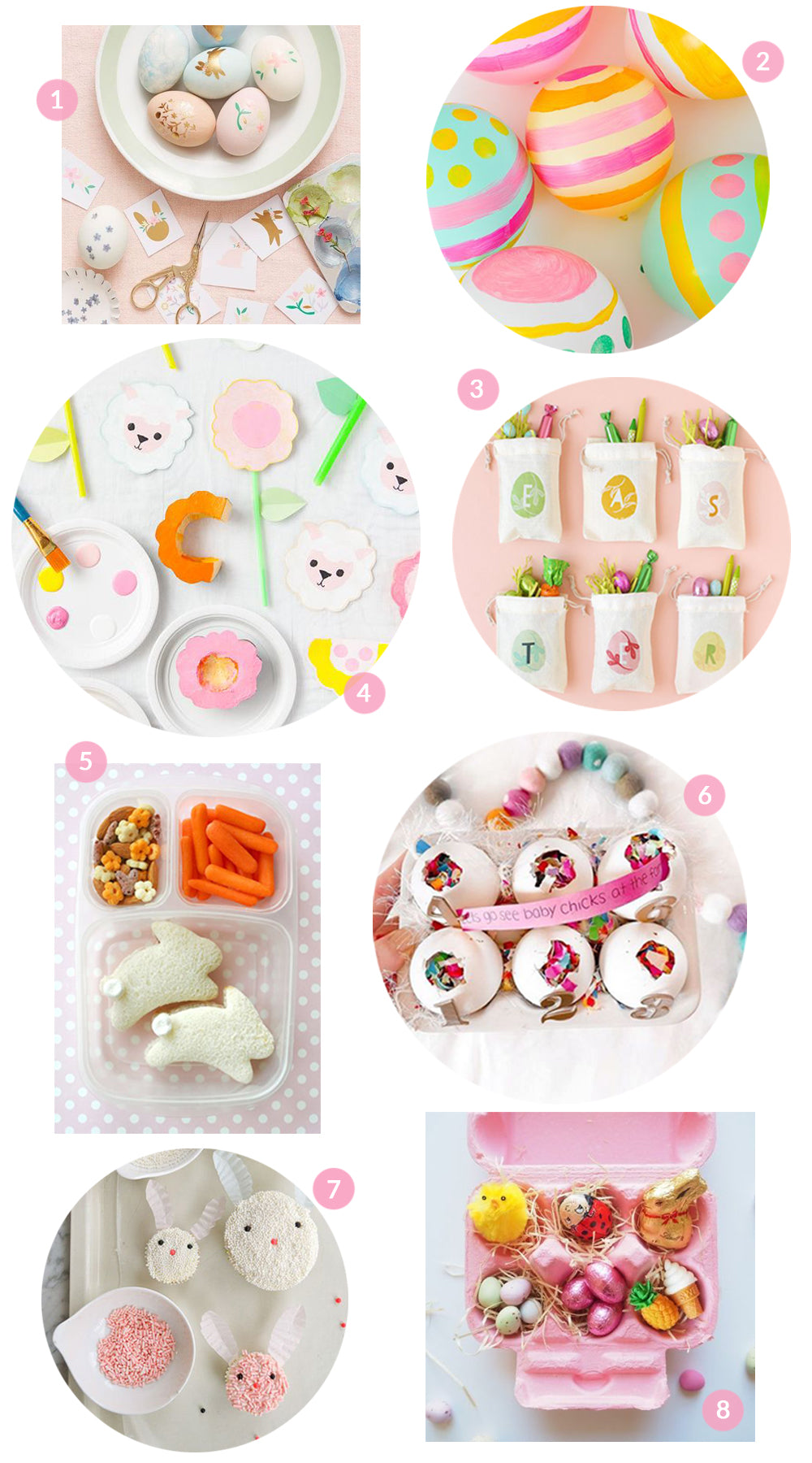 Easter Crafts | Easter DIY | Easter Projects | Sweet Lulu