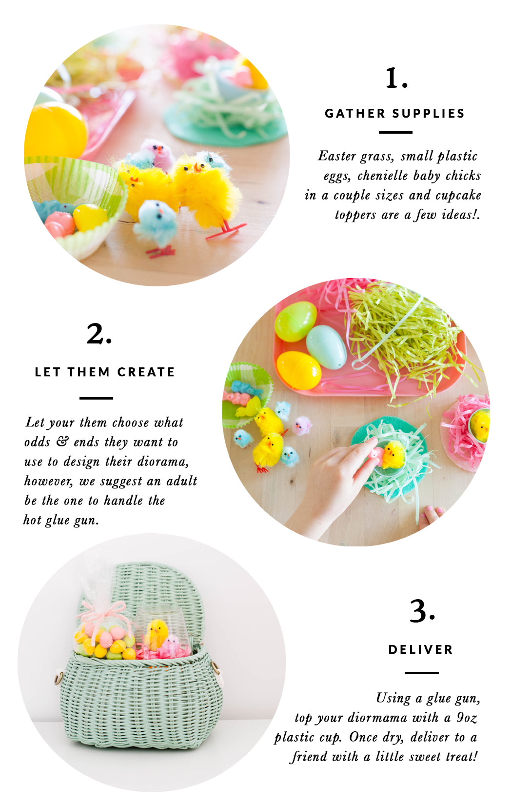 Easter Crafts | Easter Crafts For Kids | Easter DIY's | Easter  Baskets | Shop Sweet Lulu