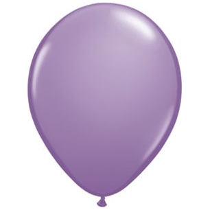 "11"" Latex Balloon, Lilac available at Shop Sweet Lulu"