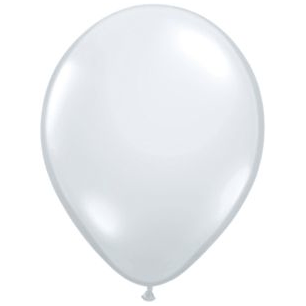 Latex Balloon, White Pearl available at Shop Sweet Lulu