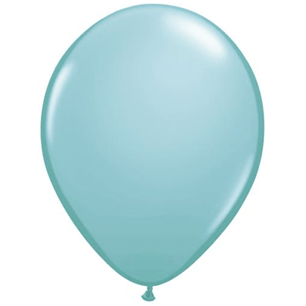 "11"" Latex Balloon, Robin's Egg Blue"