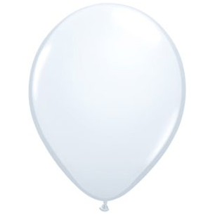 "11"" Latex Balloon, white available at Shop Sweet Lulu"